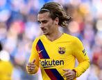 بارسلونا بر سر انتقال گریزمان با اتلتیکو به توافق رسید