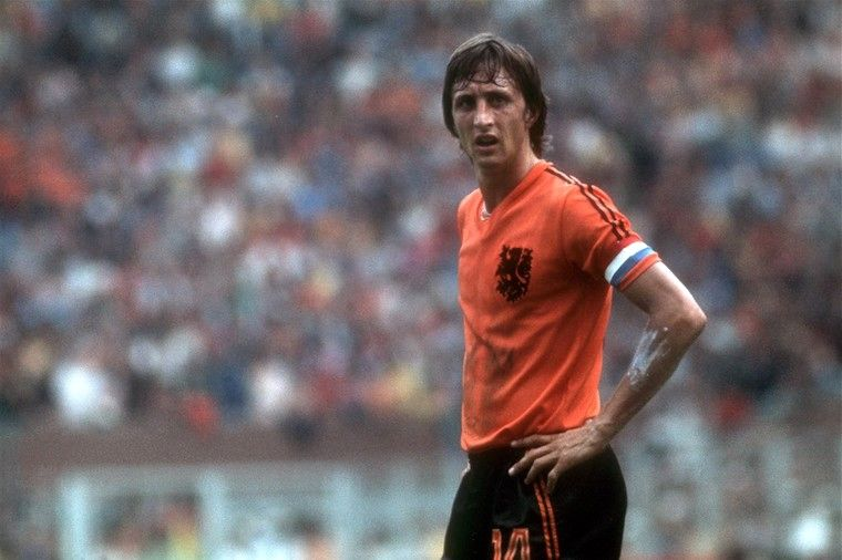 Ajax staat stil bij geboortedag Johan Cruijff: 'Voetbal is ...
