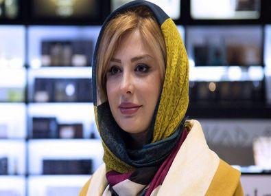 عکس جنجالی نیوشاضیغمی در آغوش همسرش +بیوگرافی و تصاویر جدید