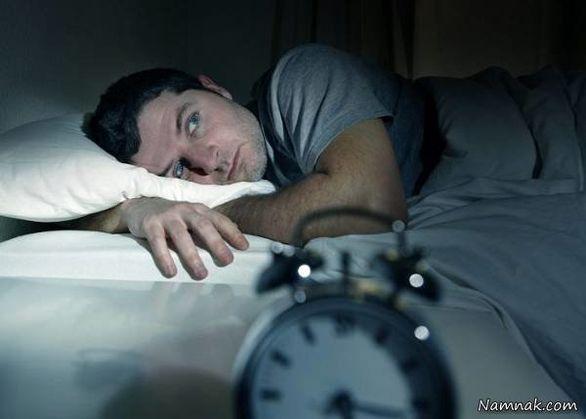 آثار خطرناک کمبود خواب