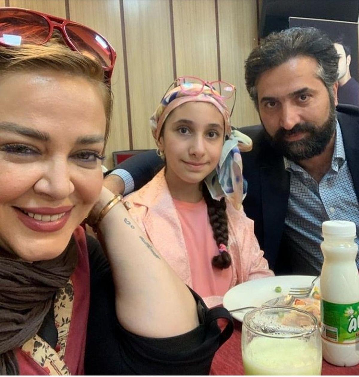 بهاره رهنما حامله شد + عکس