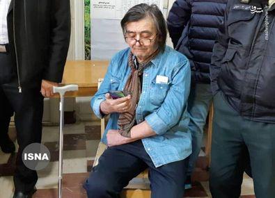حضور بازیگر معروف در انتخابات مجلس + بیوگرافی و تصاویر جدید
