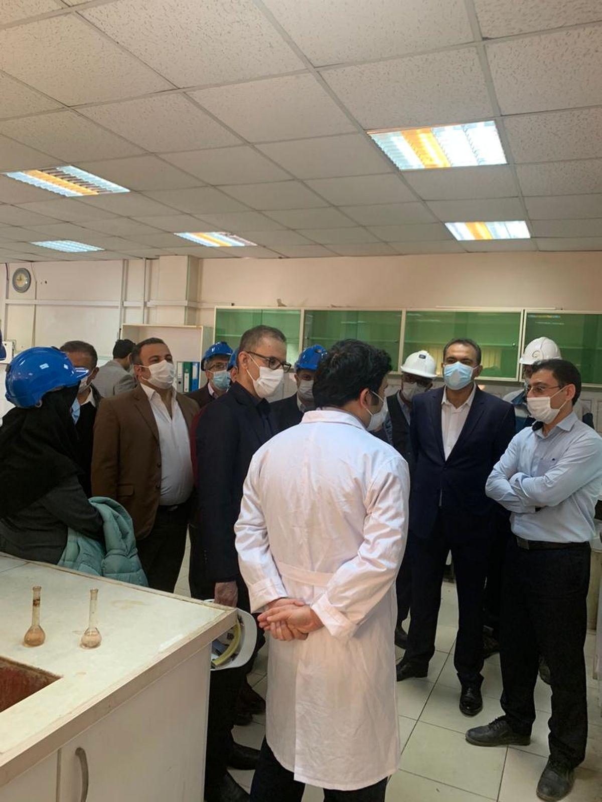 رکورد جدید تولید «رزین اپوکسی» پتروشیمیخوزستان به ثبت رسید