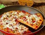 طرز تهیه پیتزا مخصوص استانبولی «پیتزا بدون فر»