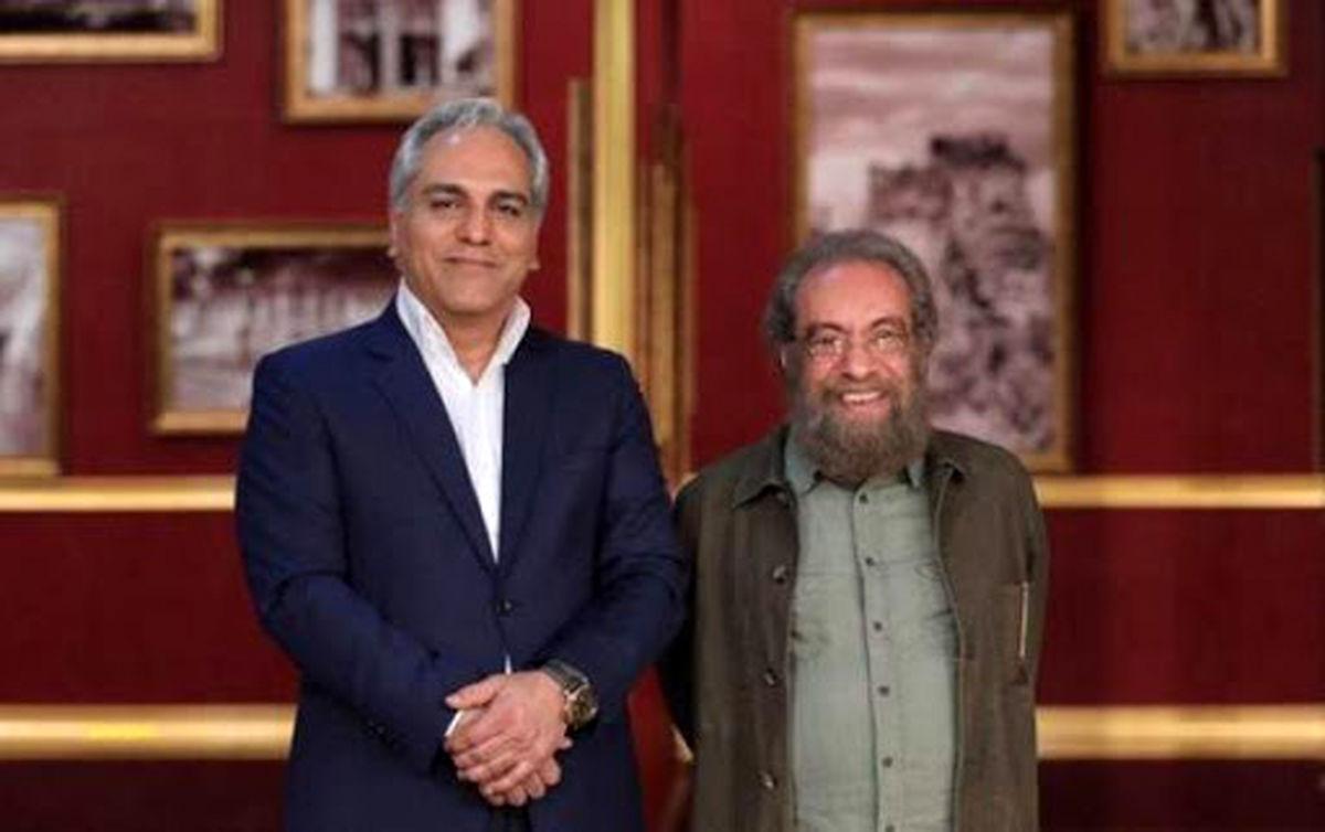 نقد تند مسعود فراستی در مورد برنامه دورهمی + فیلم
