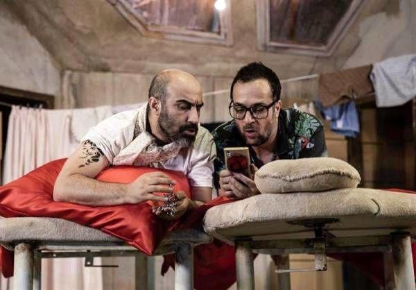 محسن تنابنده و احمد مهرانفر