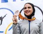 بانوی کاراته ایران طلایی شد