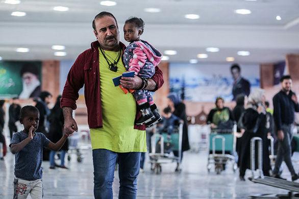 تصویر جدید از مهران احمدی در پایتخت 6