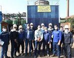 تعویض سازه استراکچر فلزی کولینگ تاور به دست متخصصان شرکت فولاد خوزستان