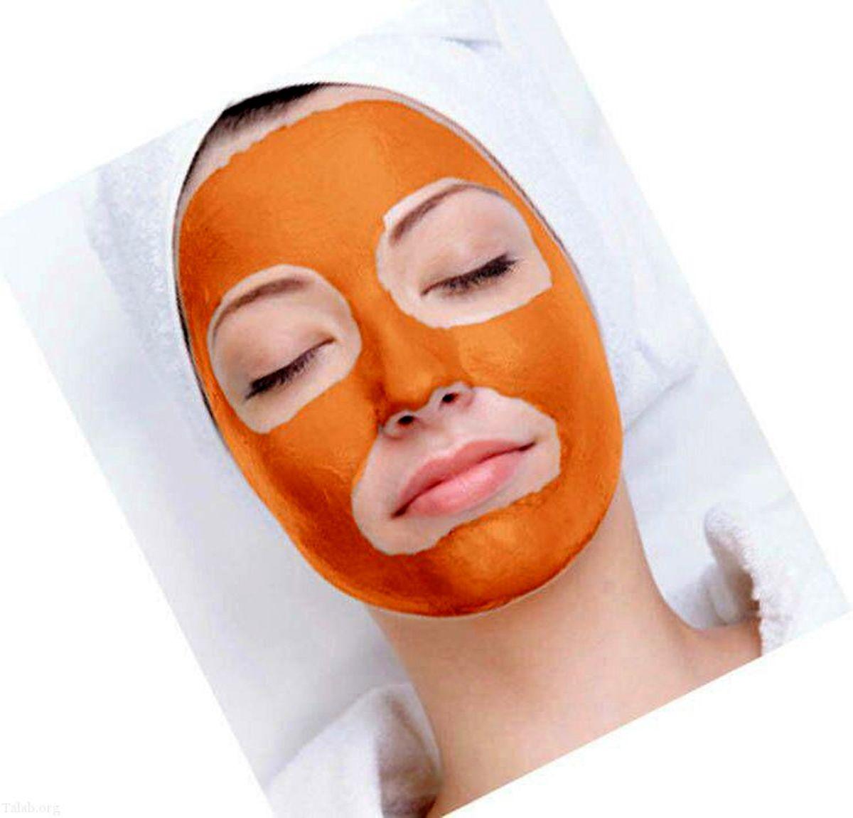 چرا ماسک زردچوبه برای پوست مؤثر است؟ طرز تهیه