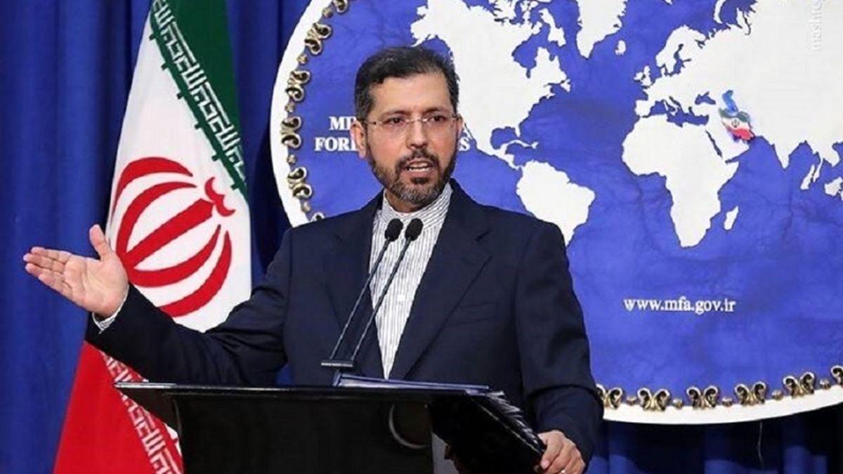 امنیت خلیج فارس خط قرمز جمهوری اسلامی ایران است