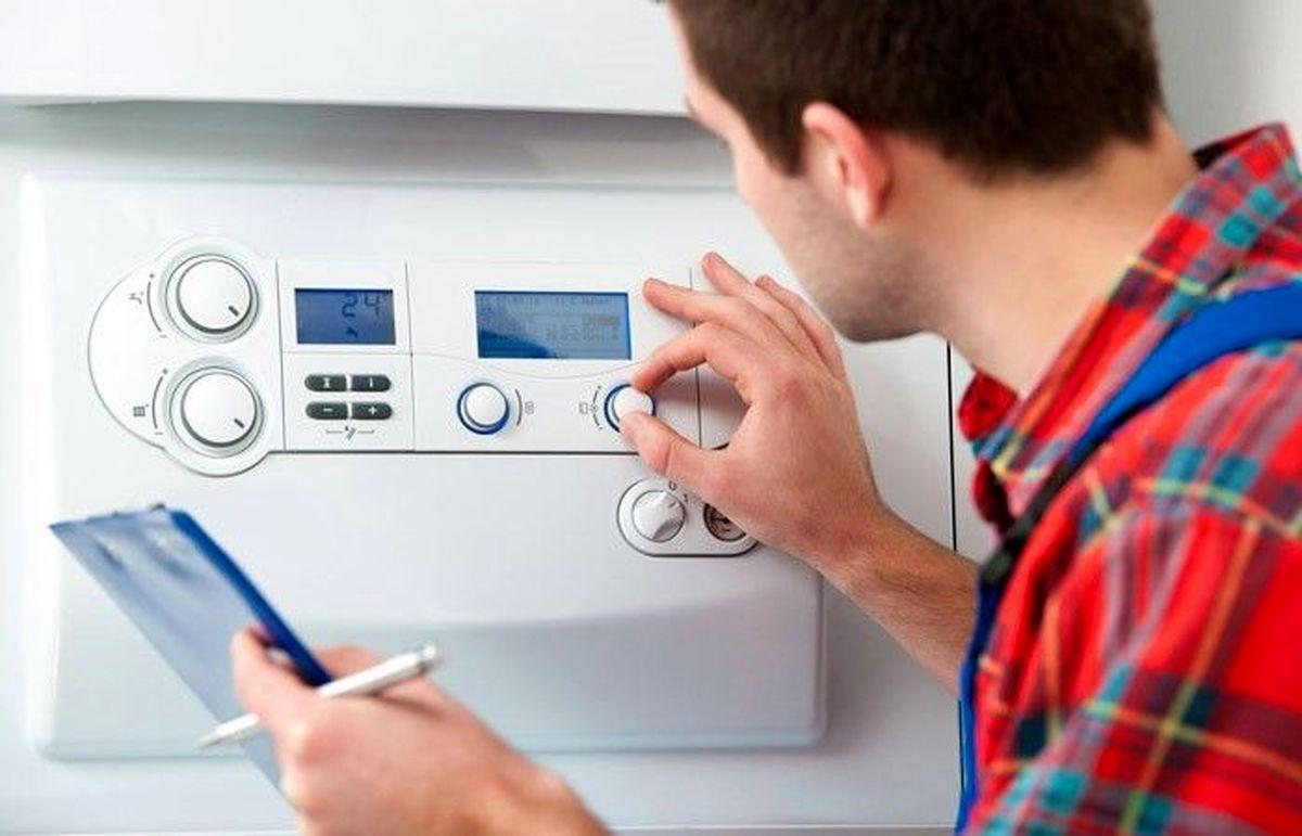 نصب و تعمیر پکیج + تعمیر آبگرمکن و علت کم شدن فشار آب در آبگرمکن