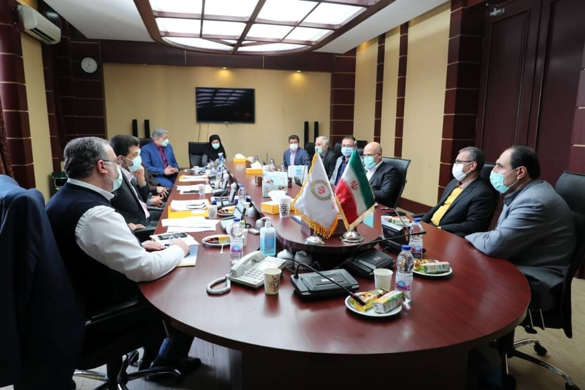 سومین جلسه دیدار مدیران اعتباری بانک با فعالان اقتصادی امروز برگزار شد.