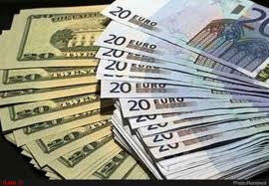 اخرین قیمت دلار و یورو در بازار چهارشنبه 9 مرداد + جدول