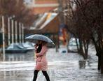 ورود سامانه بارشی به کشور از روز شنبه