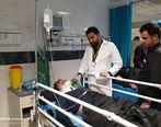 تصادف مرگبار و وحشتناک دو اتوبوس زائران ایرانی و عراقی + اسامی مجروحان
