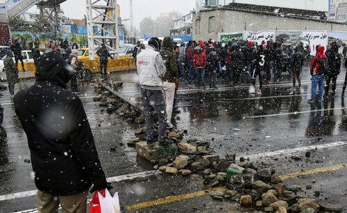 سه بسیجی در اغتشاشات غرب استان تهران شهید شدند