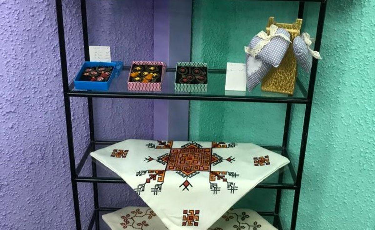راهاندازی فروشگاه صنایعدستی در مرکز تجاری صدف منطقه آزاد چابهار