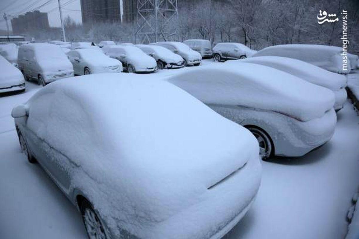 ۲ نفر در پی بارش برف در گیلان جان باختند