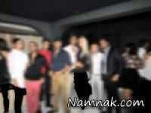 افراد معروف در پارتی دماوند دستگیر شدند