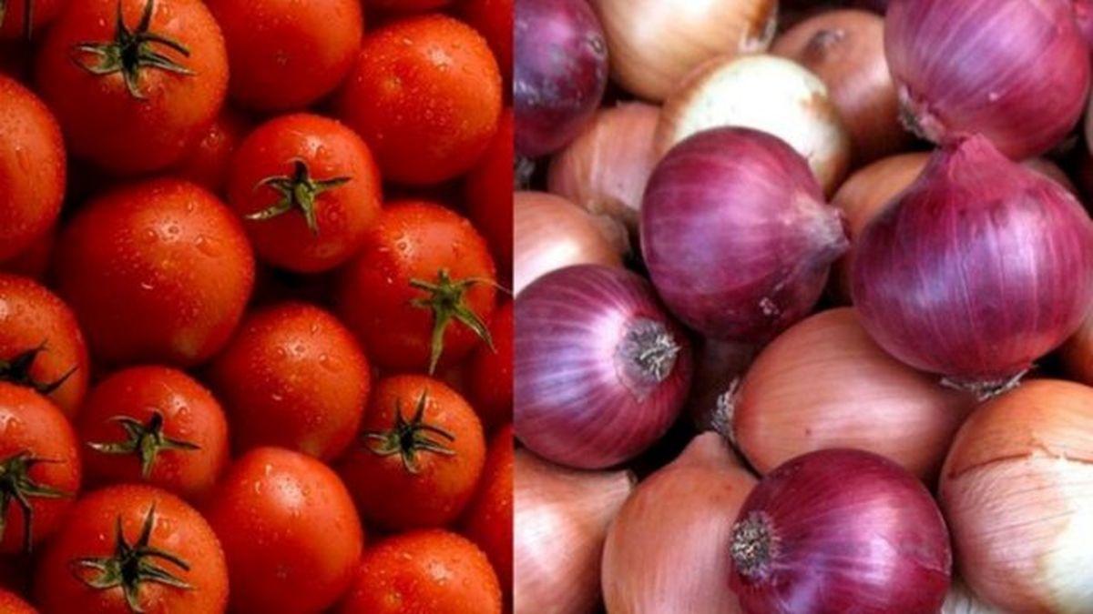 دلایل گرانی گوجه فرنگی و پیاز