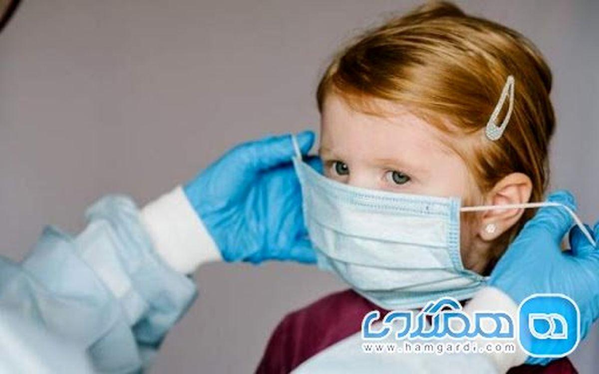 چرا کودکان زیر 2 سال نباید ماسک بزنند؟