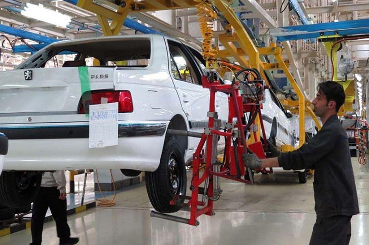 تولید خودروهای سواری دوگانه سوز از دو هفته آینده