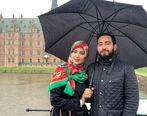 امیرمحسن مرادیان همسر آناشید حسینی کیست؟ + بیوگرافی