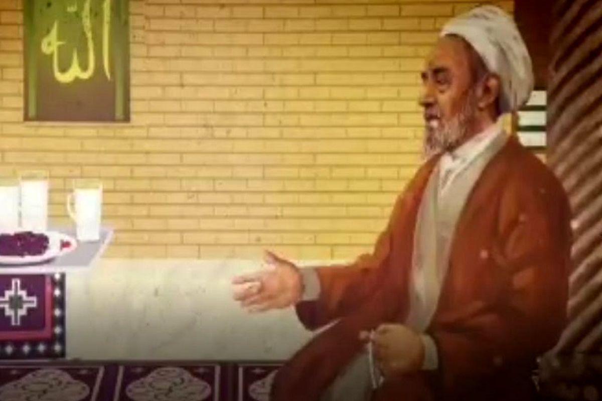 فیلم/مجموعه داستانی چهار قسمتی مردی از آسمان/قسمت چهارم: تقریب مذاهب