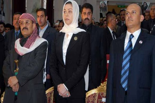 دیدار سفیر عربستان در اردن با «رغد»