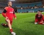 ستاره های پرسپولیس و استقلال از توپ های لیگ برتر شاکی شدند + عکس