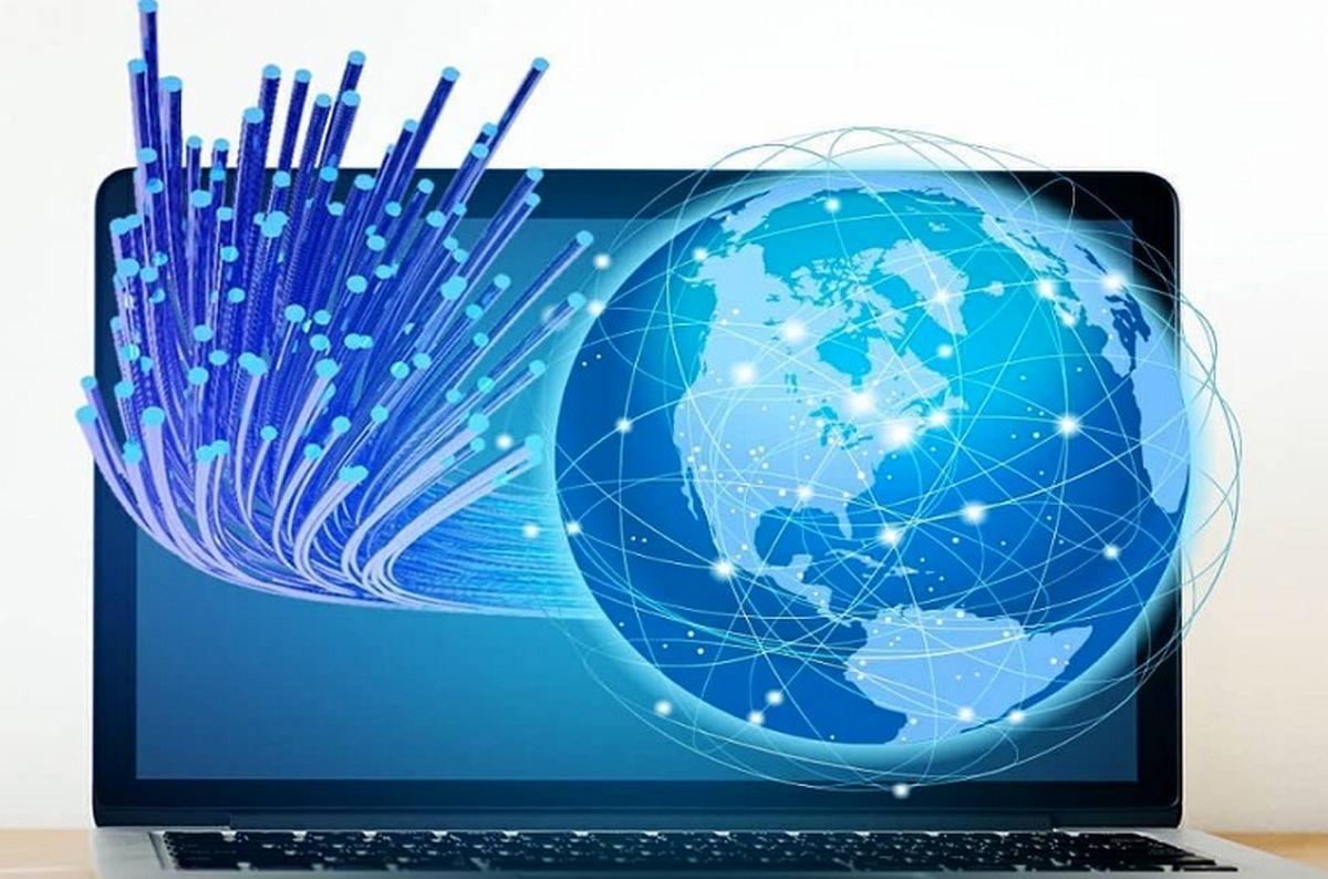 بررسی دلایل کندی کیفیت اینترنت