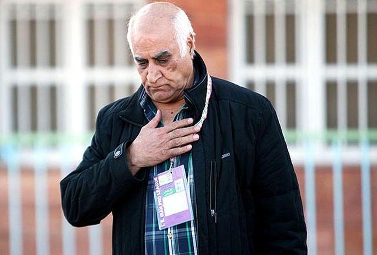 محمود یاوری درگذشت + بیوگرافی و علت مرگ