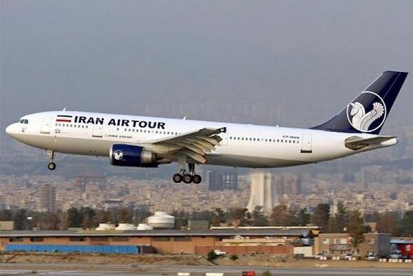 علت بازگشت پرواز تهران-استانبول به مهرآباد