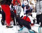 حادثه در تله کابین توچال/۱۰۰ نفر در ارتفاعات گرفتار شدند