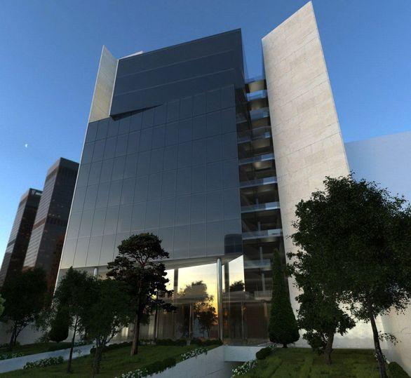پروژه ساختمان مرکزی بیمه پاسارگاد در یک نگاه