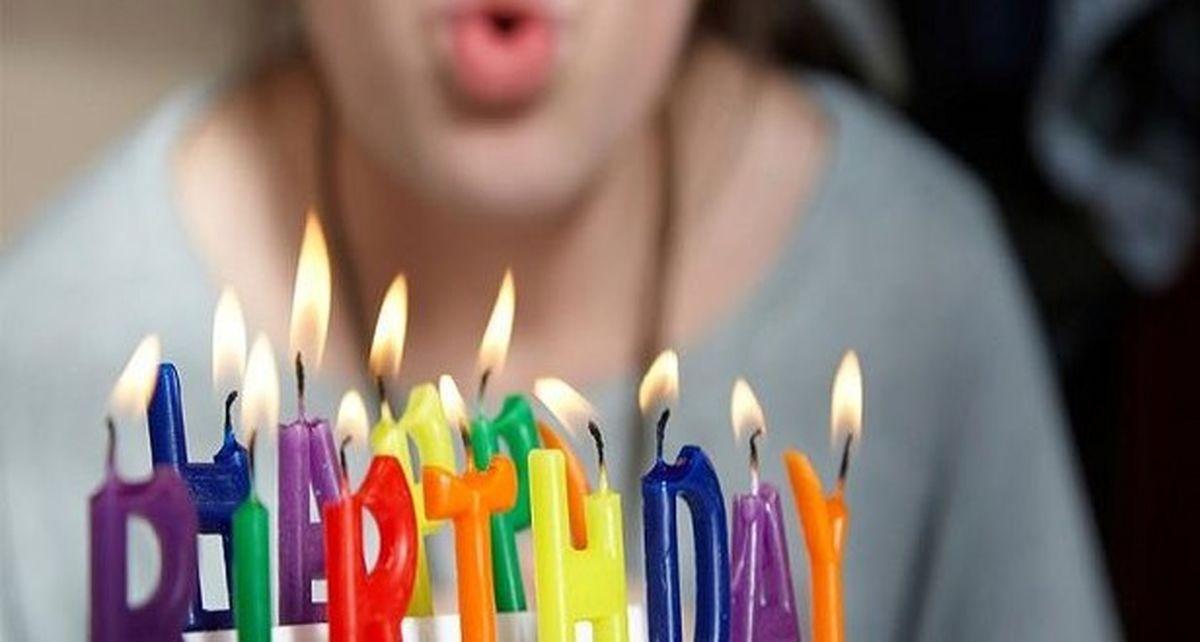 هشدار | لطفا شمع روی کیک را فوت نکنید