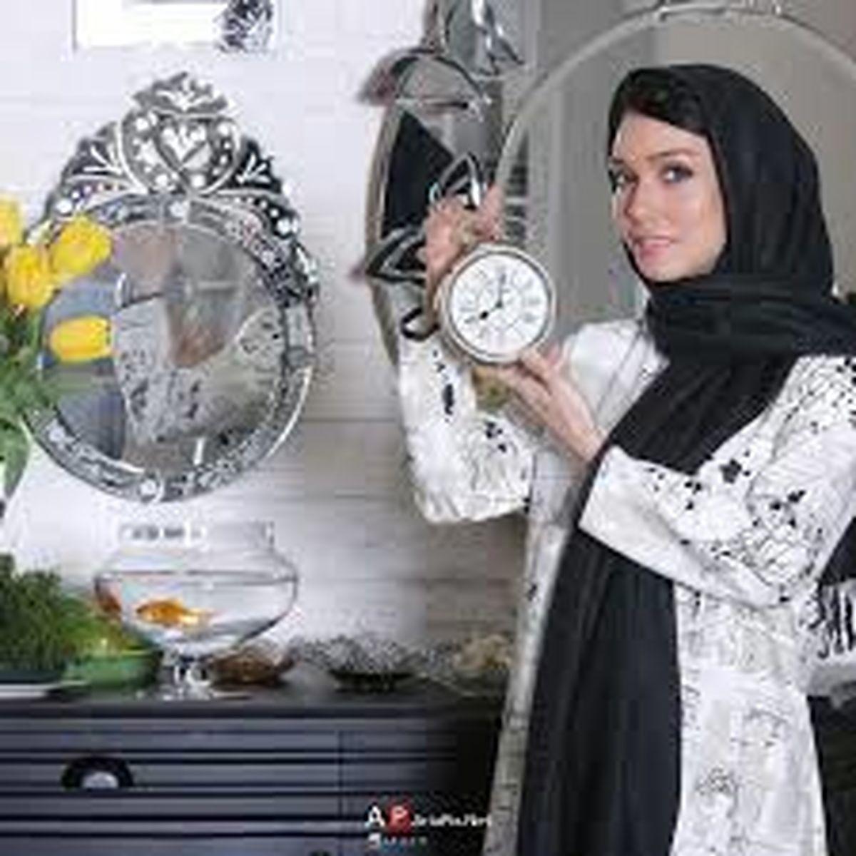 استایل شیک و جدید شهرزاد کمالزاده + عکس