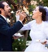 بهرام رادان ازدواج کرد + عکس مراسم عروسی