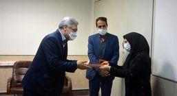 زهرا قفائی به عنوان رئیس شعبه بخش زارچ شهرستان یزد، منصوب شد