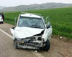تصادف با پراید جان راننده را گرفت! + عکس