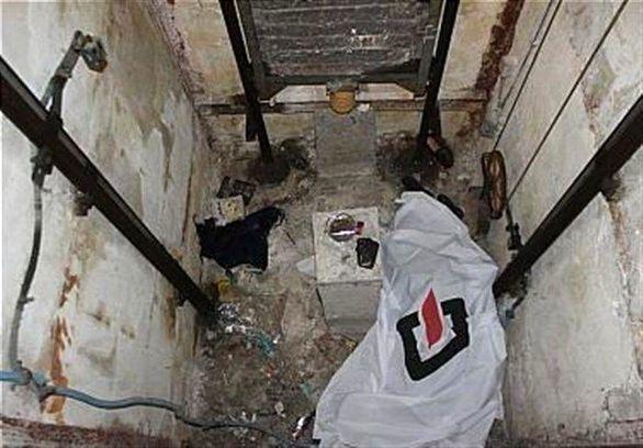 تجاوز وحشتناک به دختر جوان بعد از قتل در اسانسور + عکس +18