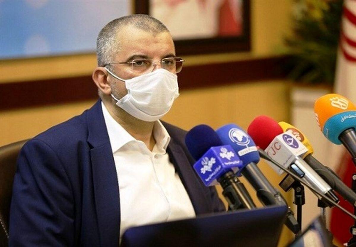 کرونا در هر ساعت ۳ فوتی در ایران میگیرد
