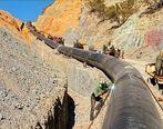 پروژه خط لوله انتقال نفت خام گوره به جاسک تحت پوشش بیمه ملت قرار گرفت