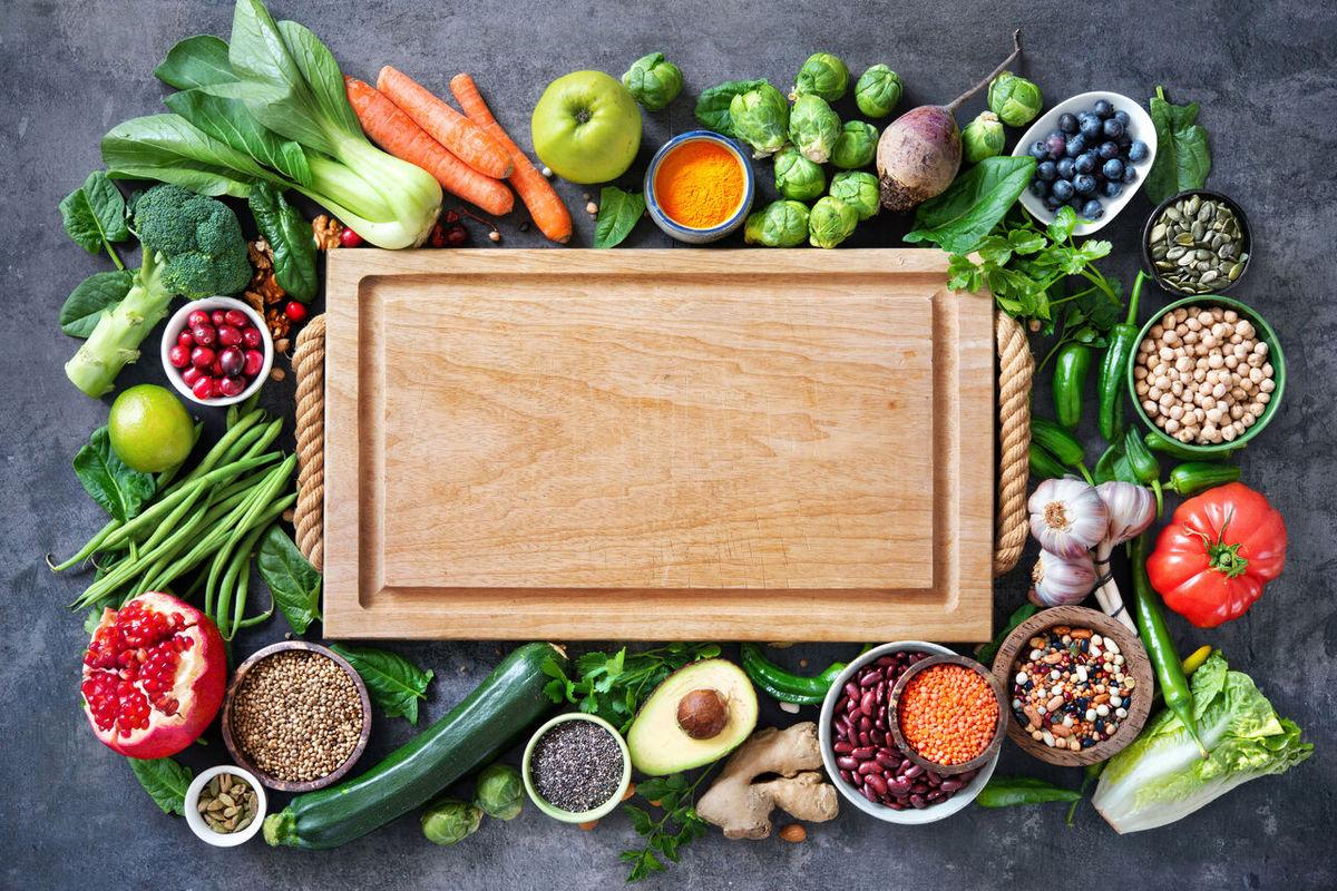 این سبزیجات را پخته بخورید + عکس