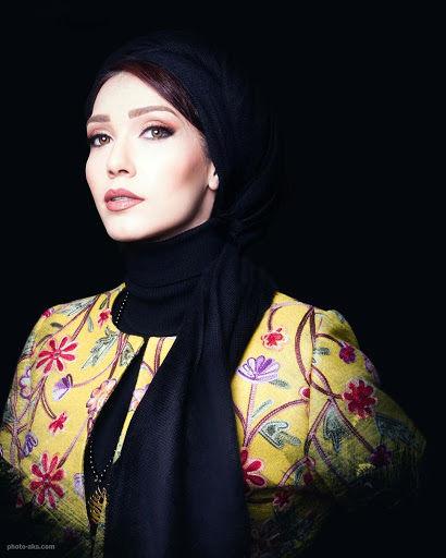 عکس های جدید و زیبای شهرزاد کمال زاده در آتلیه عکاسی