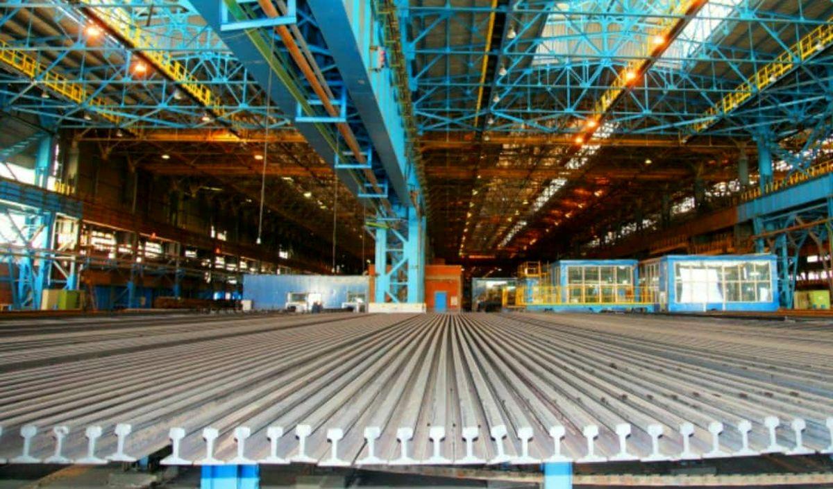 ریل ملی تولید ذوبآهن اصفهان در بورس کالا پذیرش شد