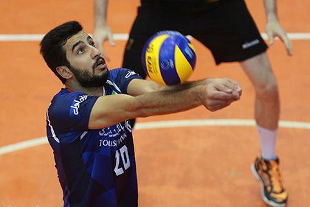 بیوگرافی مسعود غلامی بازیکن والیبال ایران