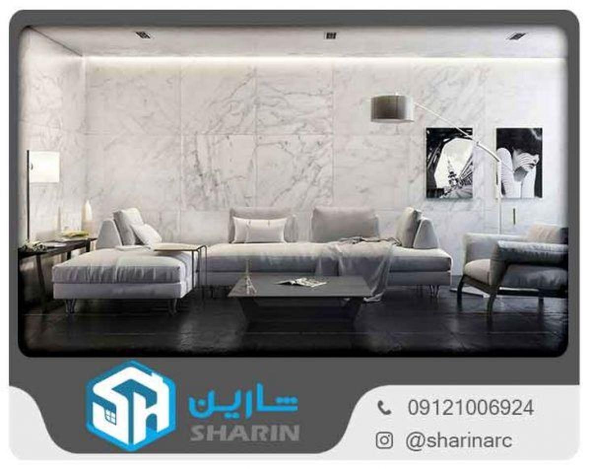 طراحی دکوراسیون منزل و غرفه نمایشگاهی شارین آرک