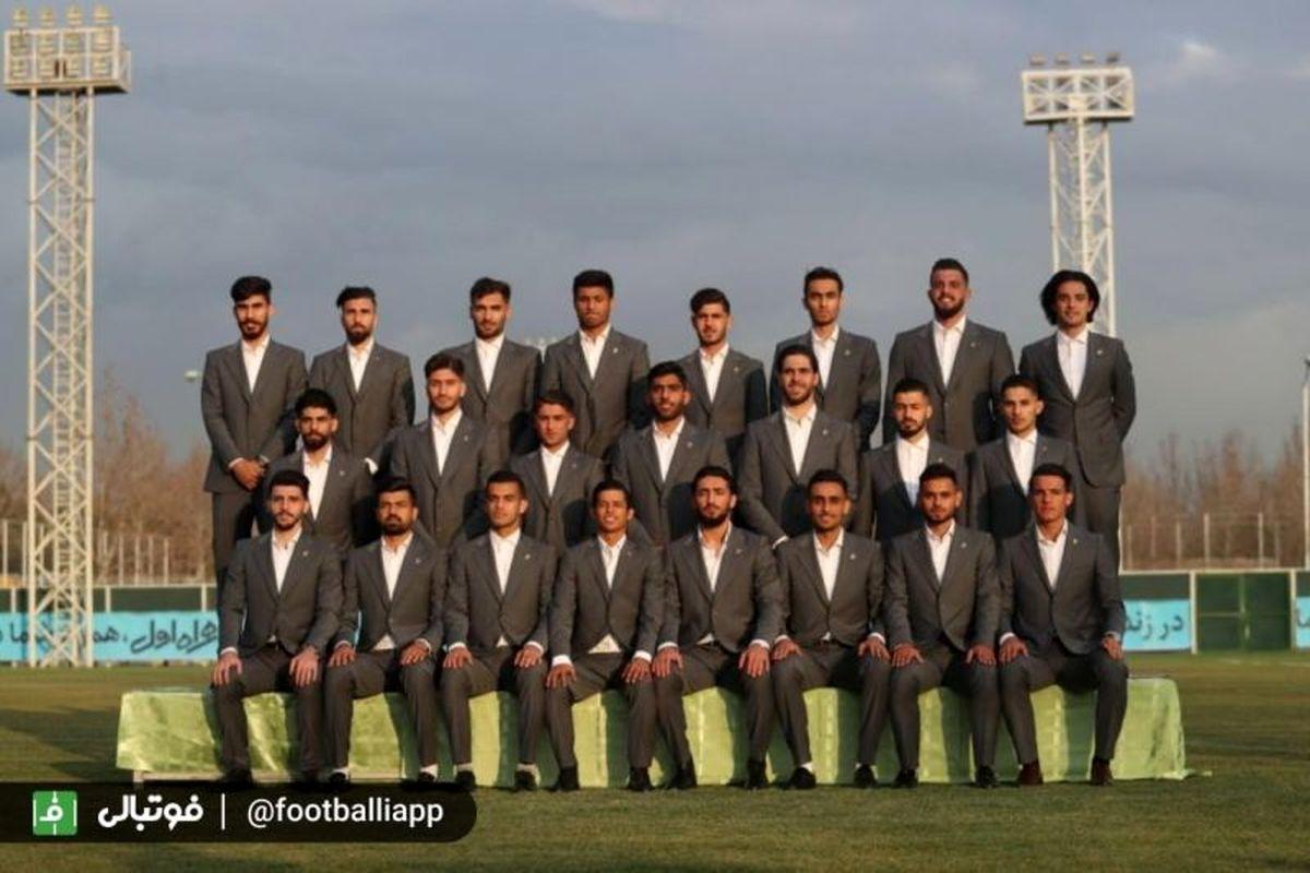 زمان بازی امید ایران - امید ازبکستان مشخص شد